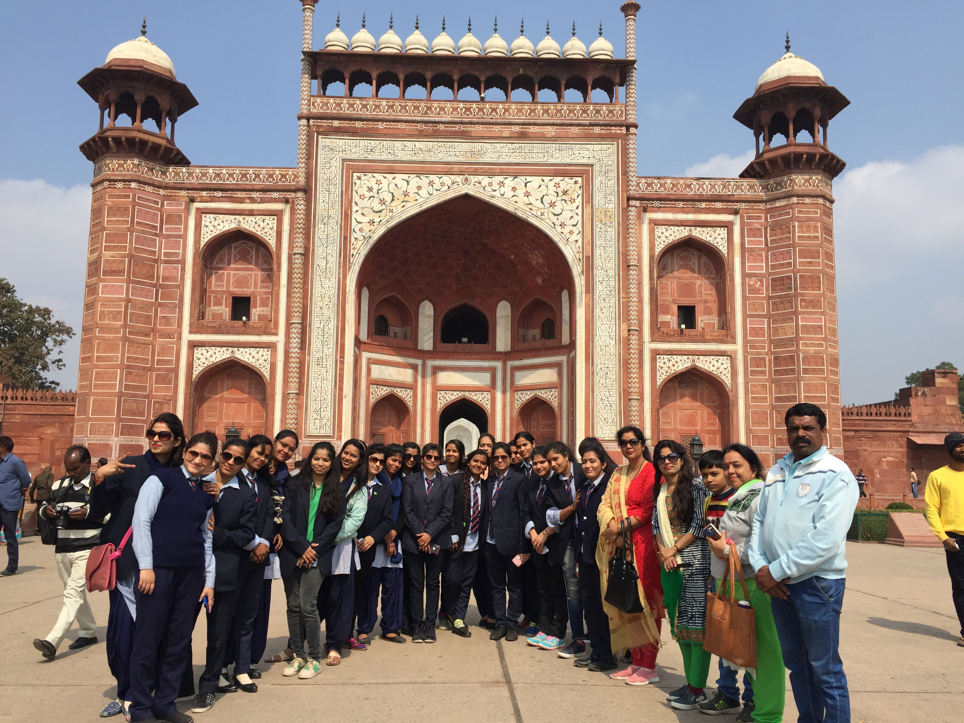 Educational Tour to Agra (B.Ed. Department 27-02-19)