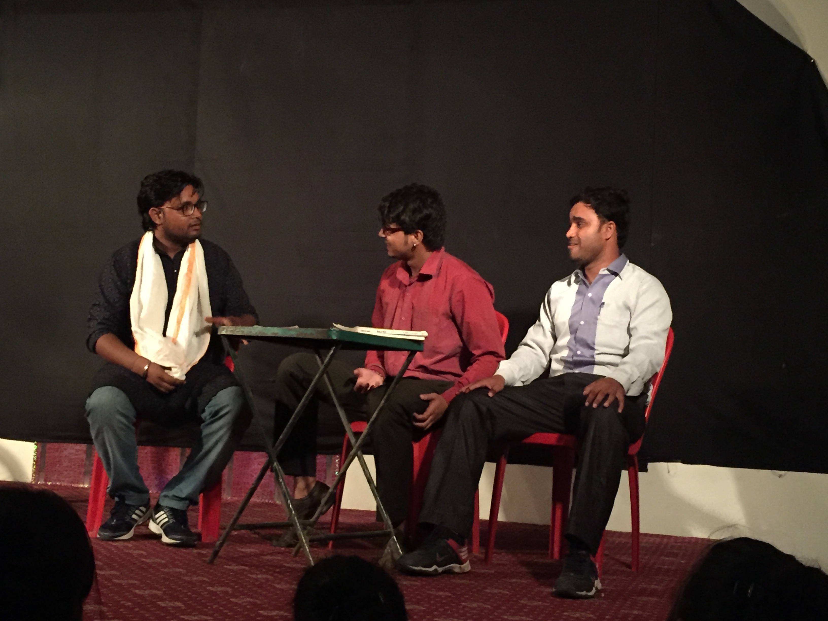 Stage Play (06-08-2019)
